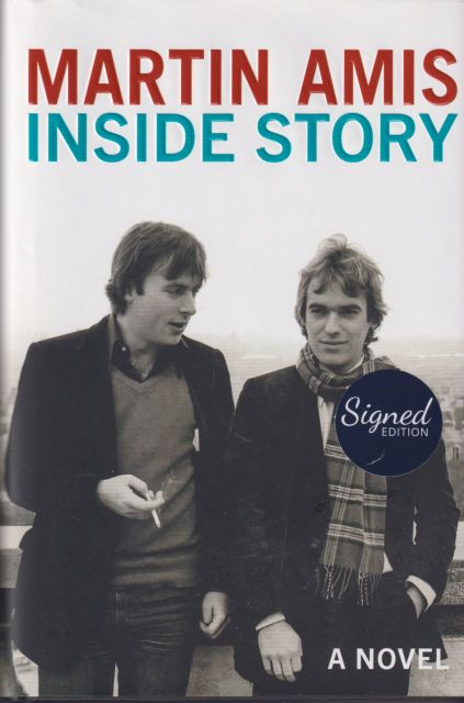 Inside Story Martin Amis