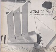 Ainslie Yule Sculptures and Drawings Douglas Hall (introduces)