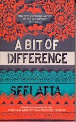 A Bit of Difference Sefi Atta