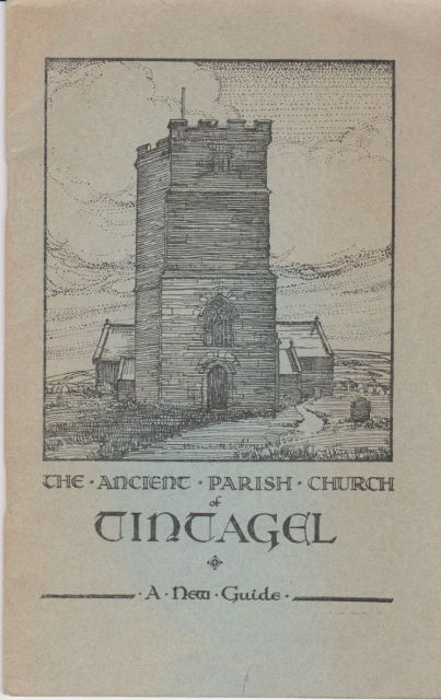 The Ancient Parish Church of Tintagel A.C. Canner