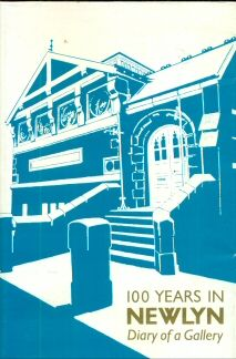 100 Years in Newlyn - Diary of a Gallery Melissa Hardie