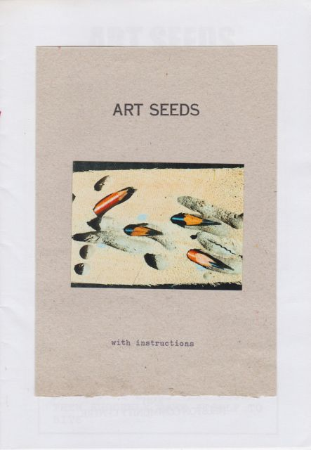Art Seeds Andrew Lanyon