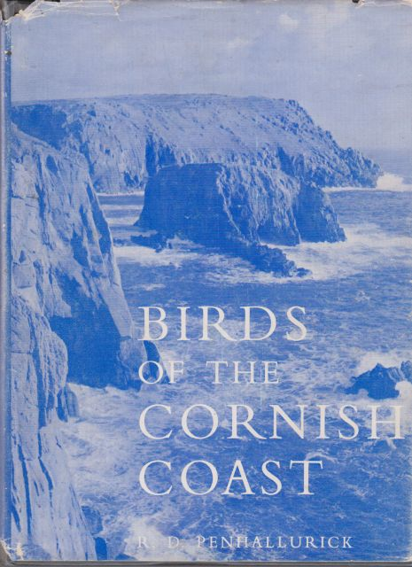 Birds of the Cornish Coast R.D. Penhallurick