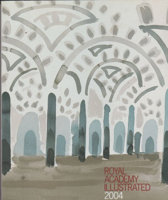 Royal Academy Illustrated 2004 David Hockney (edits)