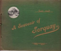 A Souvenir of Torquay - Photographic View Album of Torquay  not stated
