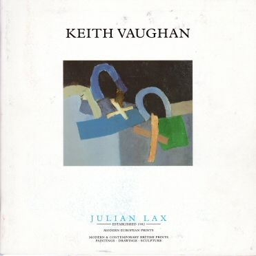 Keith Vaughan - A Collection of Paintings, Gouaches, Drawings and Lithographs Julian Lax