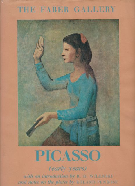 Picasso (Early Years) R.H. Wilenski (introduces)